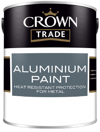 Crown Aluminium Paint